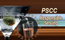 Bartending License, alcohol sales and service - server / seller training certificate  / On-Premises Responsible Serving<sup>®</sup>