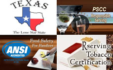 Texas Ultimate Certification Course Package